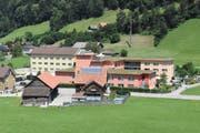 Das umgebaute Seniorenheim Neckertal ist auch ein Ersatz für das im Jahr 2012 geschlossene APH Mogelsberg. (Bild: Urs M. Hemm)