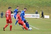 Am Samstag startet der FC Bazenheid in die neue Saison. (Bild: Beat Lanzendorfer)