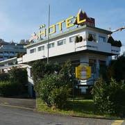 Motel Pilatusblick in Kriens. (Bild: Dominik Wunderli)