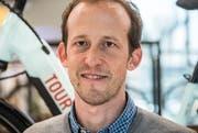 Reto Meyer, CEO und Inhaber.
