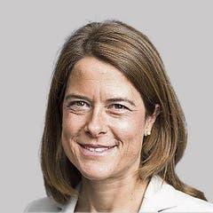 Die wohl bekannteste Schwyzer Politikerin in Bern will es wieder wissen: Petra Gössi, FDP-Parteichefin, sollte keine Probleme haben, erneut in den Nationalrat gewählt zu werden.