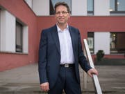 Aurelio Zaccari (FDP) präsidiert Waldkirch im neuen Jahr im 100-Prozent-Pensum. (Bild: Benjamin Manser (28. Oktober 2016))