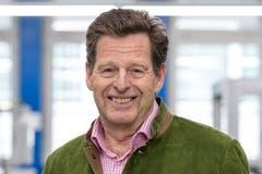 Hans-Rudolf Schurter ist Verwaltungsratspräsident der Schurter Holding AG. Hans Wicki sitz auch in diesem Verwaltungsrat. (Philipp Schmidli, Luzern, 20. März 2018)