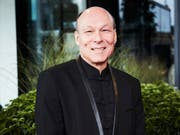 Komponist und Musikdozent Dieter Ammann. (Bild: Jakob Ineichen, Luzern, 17.08.2018).