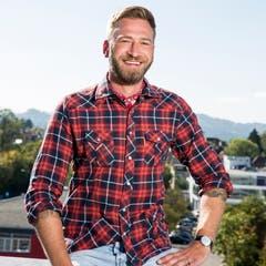 Marco Fritsche, Moderator der TV-Sendung «Bauer, ledig, sucht». (Bild: Mareycke Frehner)