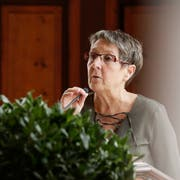 SP-Kantonsrätin Barbara Kern, Kreuzlingen. (Bild: Donato Caspari)