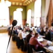 Die Thurgauer Regierungsparteien teilen das Grossratspräsidium turnusgemäss untereinander auf. (Bild: Donato Caspari)