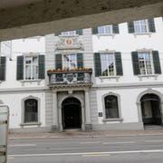 Ort der Begierde: Die Stadtratskandidaten wollen ins Frauenfelder Rathaus. (Bild: Donato Caspar)