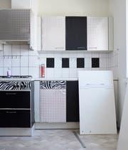 Eine von vielen verschiedenen Küchen im Hochhaus.