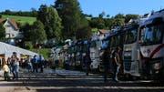 Dieses Jahr werden drei der ausgestellten Lastwagen sogenannte Showtrucks sein. (Bild: PD)