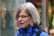 Erika Hämmerli, 58, Hausfrau, St.Gallen