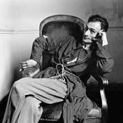 Balthus (1908–2001) im Jahr 1948. (Bild: Irving Penn)