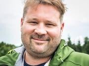Joachim Bodmer, Mediensprecher Open Air Frauenfeld. (Bild: Andrea Stalder)