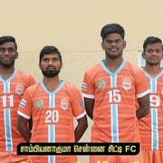 Spieler von Chennai City FC. (Bild: zur Verfügung gestellt)
