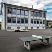 Das Krienser Schulhaus Kuonimatt soll ausgebaut werden. (Bild: Philipp Schmidli, 1. Juni 2018)