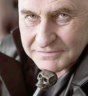 Valentin Landmann, Anwalt und Kolumnist.