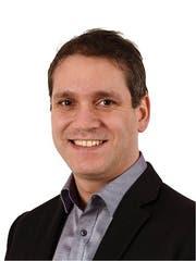 Pascal Blöchlinger, Präsident SVP Uri.