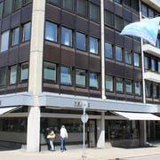 Das Büro des Friedensrichter befindet sich an der Bahnhofstrasse in Romanshorn. (Bild: PD)