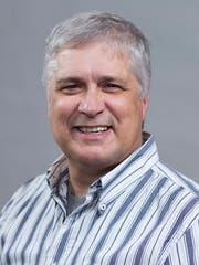 Bruno Bienz, Präsident des Initiativkomitees.