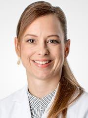Dr. med. Sandra Furrer.