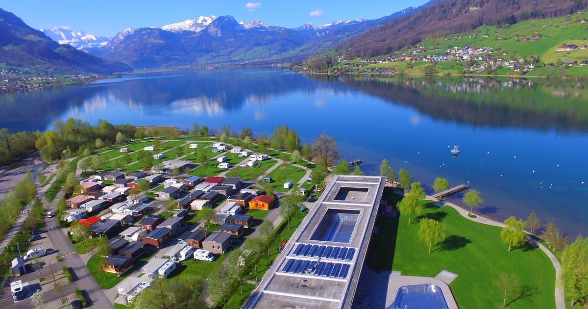 Gute Saison für Sarner Seefeld Park | Luzerner Zeitung - Luzerner Zeitung