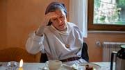 Ordensschwester Christina Färber hilft Blutracheopfern seit 20 Jahren. (Bild: Rolf Neeser)