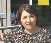 """Hatice Yücetürk, Managing Director of"""" Pionier Shops """"(image: Miguel Lo Bartolo)"""