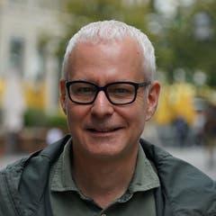 Peter Bischof, Quartierbeauftragter der Stadt St.Gallen (Bild: Sandro Büchler)