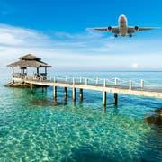Flugreisen verursachen viel CO2. (Bild: Getty)