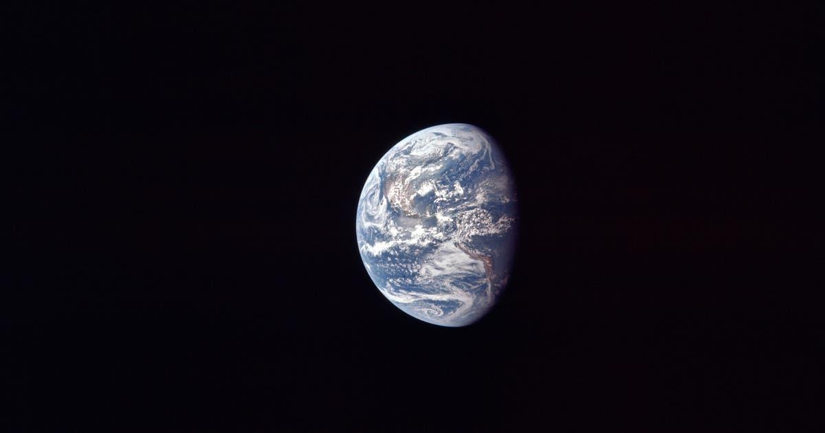 «Seht, wie klein und zerbrechlich sie ist»: Wie dieses Bild vom Mond die Welt veränderte   St.Galler Tagblatt