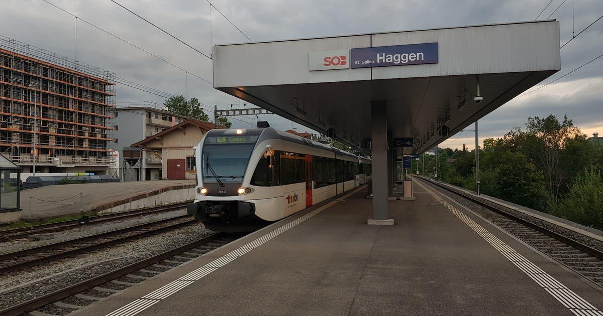 Für eine attraktive S-Bahn St.Gallen: Die Zugverbindung nach Zürich in Winkeln kappen | St.Galler Tagblatt