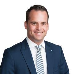 Damian Müller, FDP: Gewählt mit 65'784 Stimmen. (Bild: Keystone)