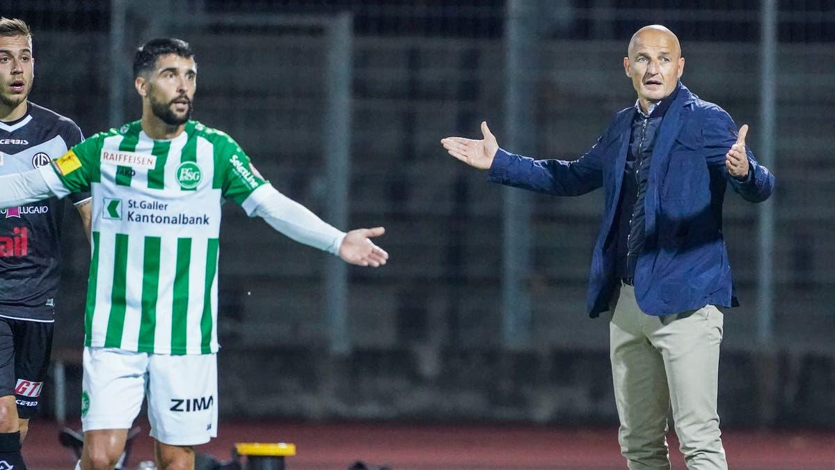 Gegentribüne: Beim FC St.Gallen lernen die Spieler mehr als bei anderen Teams | St.Galler Tagblatt