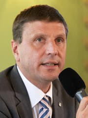 Swisstransplant-Direktor Franz Immer (Bild: Keystone)