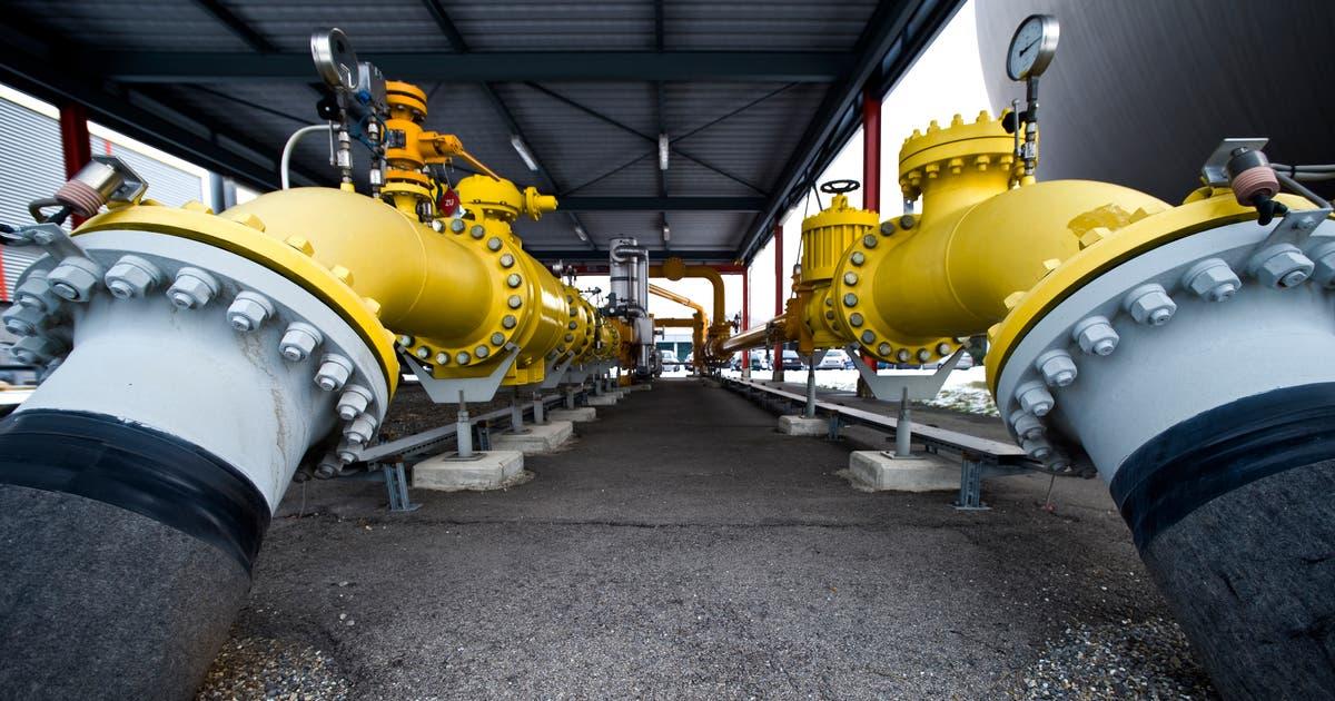 Engpässe beim Erdgas, weil deutsche Pipeline schwächelt: St.Galler Nationalrat Nicolo Paganini schlägt Alarm | St.Galler Tagblatt