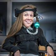 Bettina Rimensberger will eine vielversprechende neue Therapie beginnen. (Bild: Sebastian Klinger)