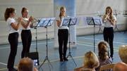 Auch Ensembles standen im Wettbewerb. (Bild: Christoph Heer)