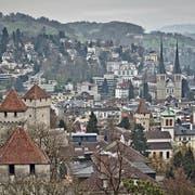 Die Stadt Luzern ist seit 2014 nicht mehr im Verband der Luzerner Gemeinden vertreten. (Symbolbild: Pius Amrein)