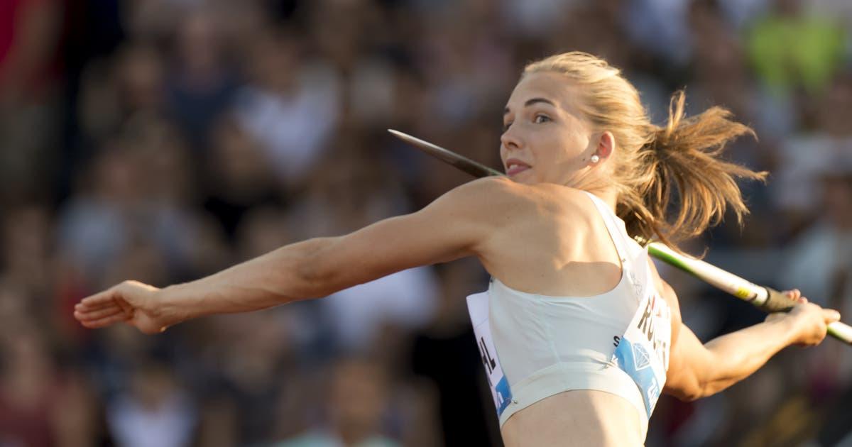 Siebenkämpferin Géraldine Ruckstuhl an der WM in Doha: «Ein