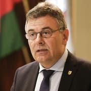 Kurt Baumann, Präsident der Vereinigung Thurgauer Gemeinden. (Bild: Donato Caspari)