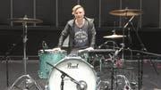 Carlo Ribeaux am Schlagzeug. (Bild: PD)