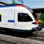 Der Mann fuhr regelmässig mit dem Zug – bezahlte aber nie ein Billett (Symbolbild: Stefan Kaiser)