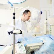 Chefarzt Kardiologie im Herzzentrum in Luzern. (Bild: PD)