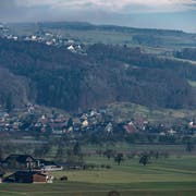 Die Gemeinde Altwis. (Bild: Nadia Schärli, 19. Dezember 2016)