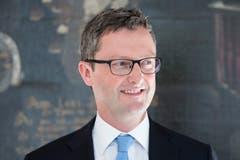 Der Nidwaldner SVP- Nationalrat Peter Keller zählt ebenfalls zum Machtnetz von Wicki. (KEYSTONE/Urs Flueeler, Stans, 17. Oktober 2018)