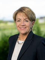 Inge Lichtsteiner, CVP-Kantonsrätin, Egolzwil. (Bild: PD)