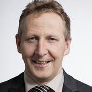Markus Hausammann, Thurgauer SVP-Nationalrat und Kommissionspräsident. (Bild: KEY)
