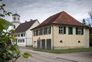 Stein des Anstosses: das evangelische Kirchgemeindehaus an der Sommeristrasse. (Bild: Reto Martin)
