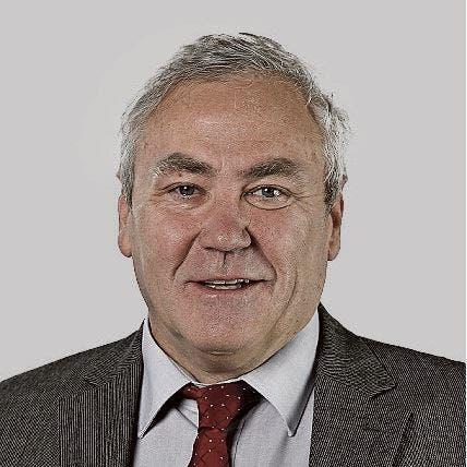 Bierbrauer Alois Gmür (CVP) möchte für seine Partei den Sitz im Nationalrat sichern. Das dürfte ihm gelingen. Er kann seine dritte Legislatur in Bundesbern mit ziemlicher Sicherheit planen.