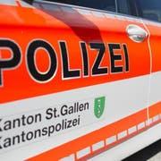 Die Polizei zog am Wochenende mehrere alkoholisierte Lenker aus dem Verkehr. (Bild: Kapo SG)